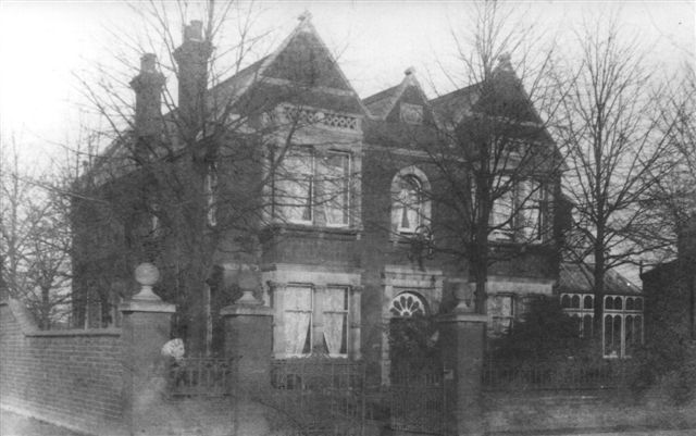 The original building, back in 1931